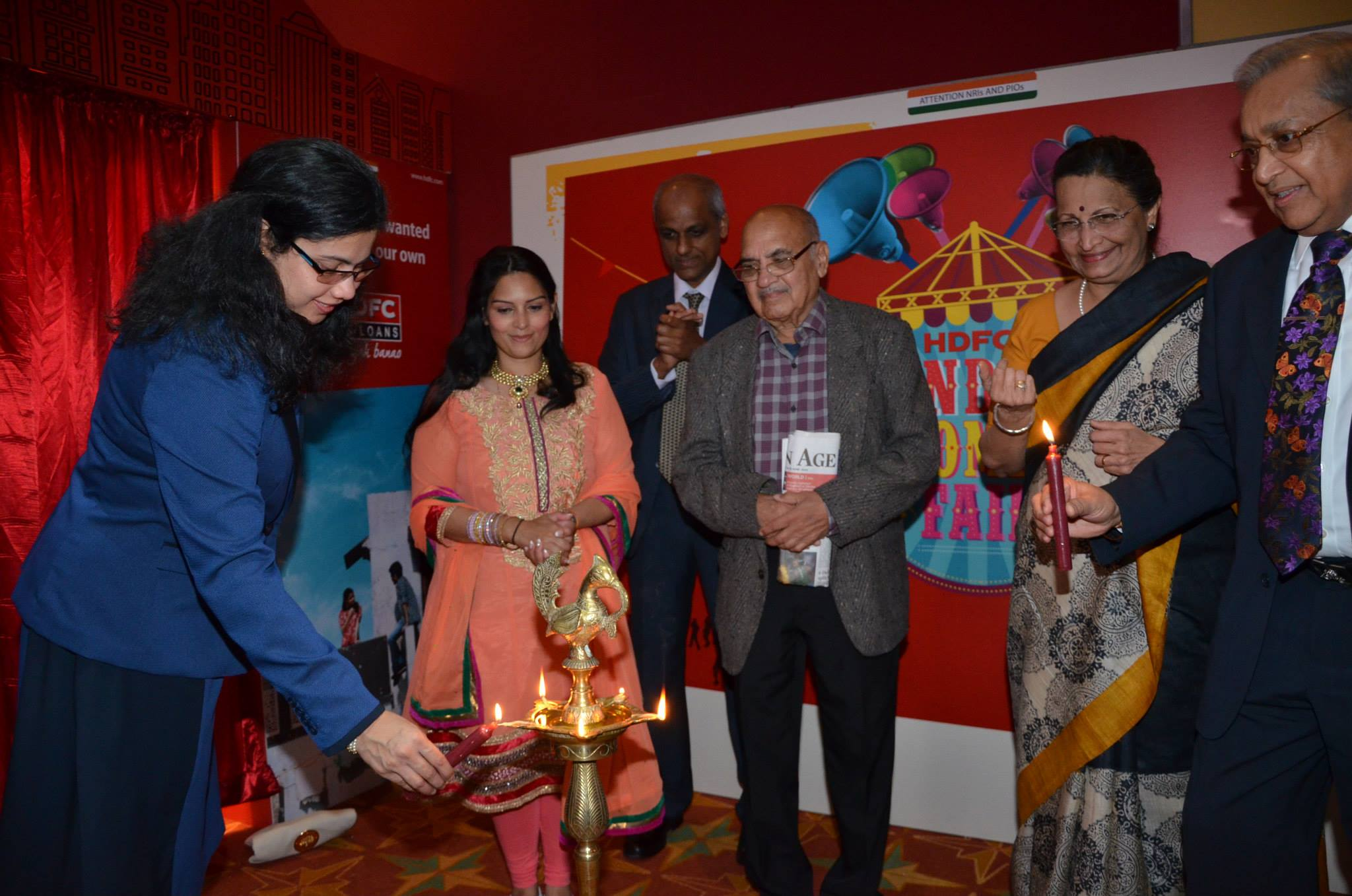 HDFC's 7th annual property event 'India Homes Fair' a resounding success