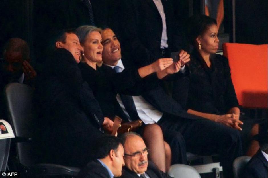 Selfie Blog - President