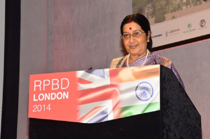 Regional Pravasi Bharatiya Divas RPBD London 2014 A Resounding Success