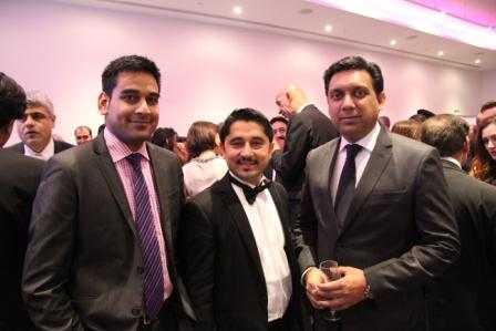London Chamber of Commerce  and Industry's Asian Business Association Dinner