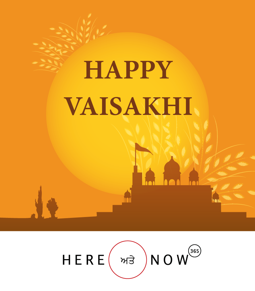 Happy Vaisakhi!