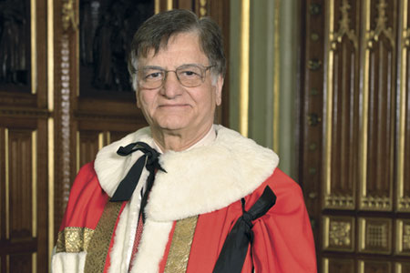 Lord Noon – one of Britain's most inspirational leaders passes away at 79
