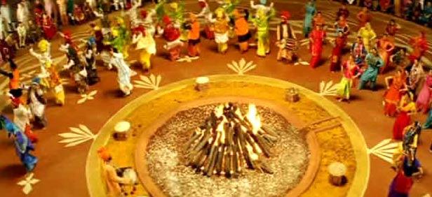 Festive Harvest Season Lohri