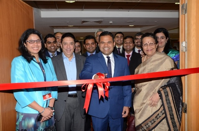 Deputy Mayor for Business, London innaugurates the 9th annual HDFC India Homes Fair