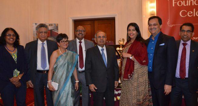 Punjab National Bank (International) Ltd celebrates 10th Foundation Day