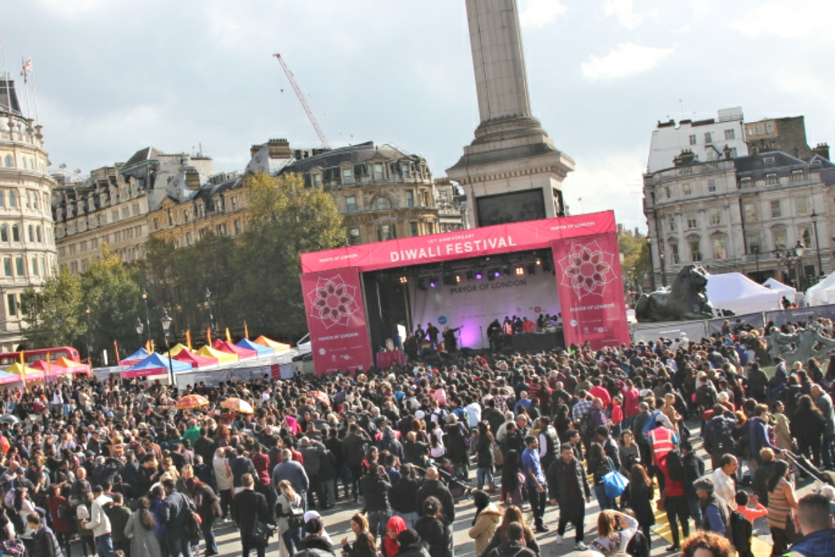 Celebrations Galore at the Square