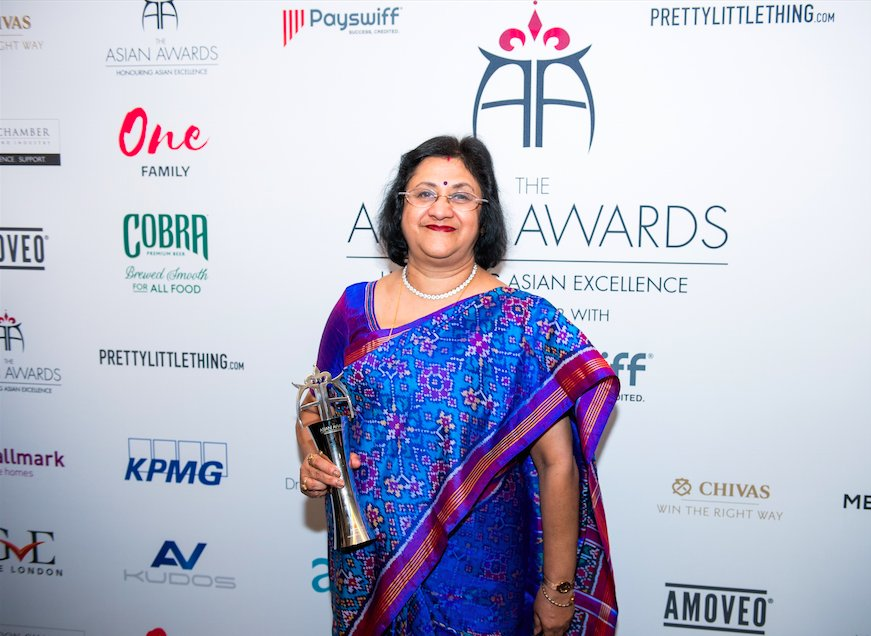 The Asian Awards saw a star studded evening last Friday