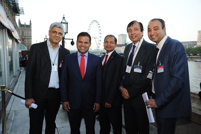 Asian Business Association's reception marks the first official engagement of the Deputy Mayor of Business London
