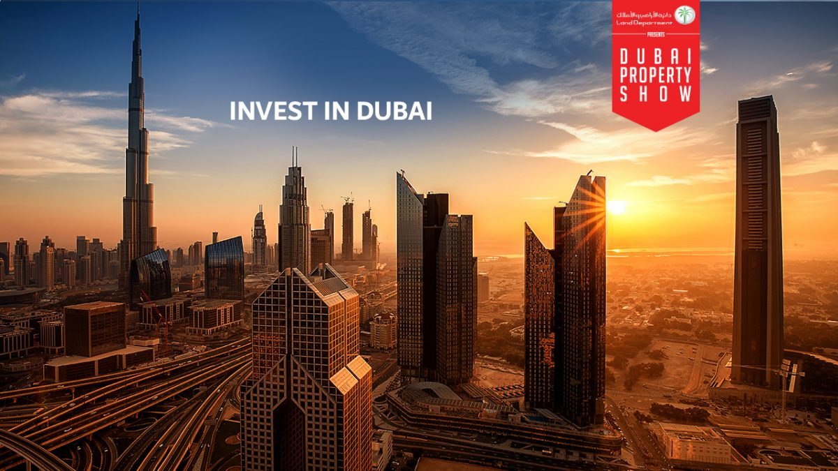 Dubai Property Show kicks off on the 16th of November at Olympia, London