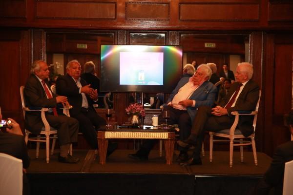 Cricket legends call on authoritiesto reinvigorate test cricket atthe inaugural Ranji Memorial Public Conversation in London