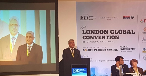 The Institute of Directors, India celebrates its 17th London Global Convention