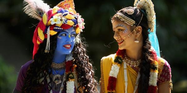 Janmashtami celebrations at Bhakti Vedanta Manor
