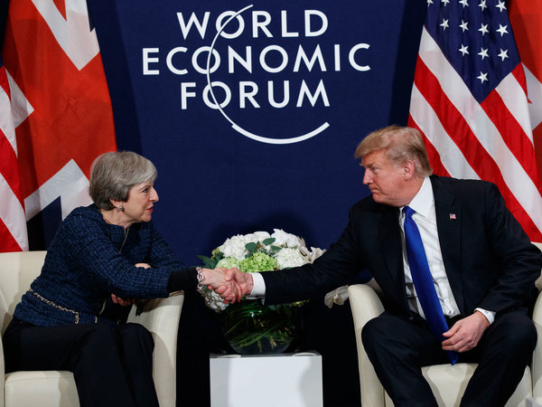 America First, but Trump fails to impress