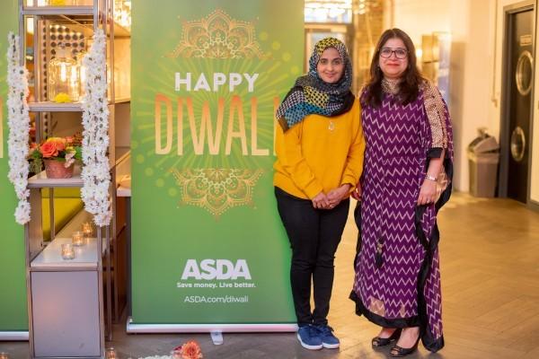 Asda celebrates Diwali, gourmet style