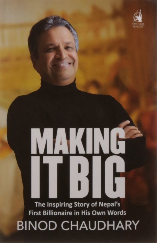 Forbes listed billionaire and philanthropist Dr Binod Chaudhary launches his book in London