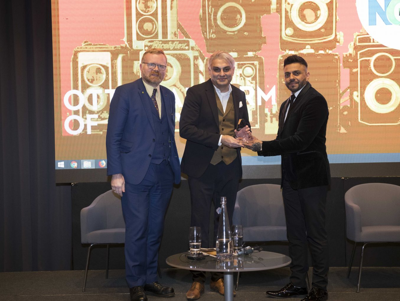 Spread the Joy with Tolly Boy wins the Charity / Community Campaign of the Year 2018 at the British Asian Media Awards