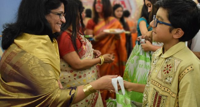 Asda adds to Durga Puja's festive fervour