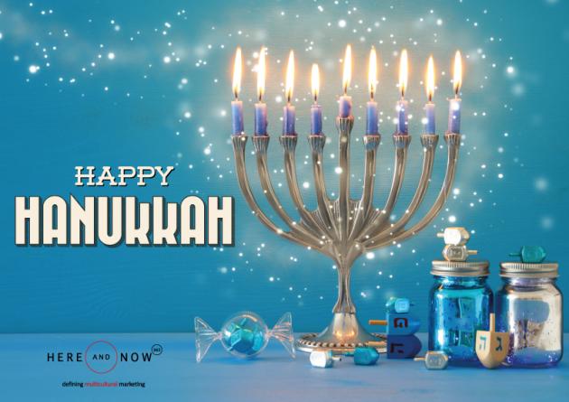 Celebrating Chanukah