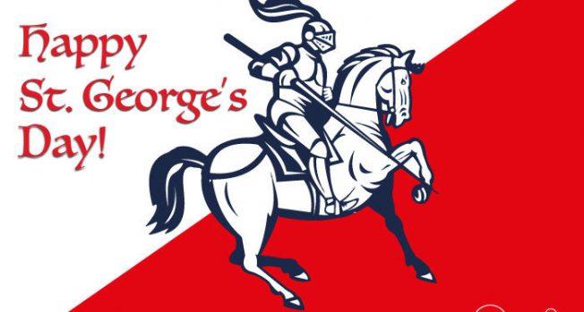Happy St George's Day