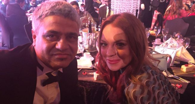 Glitz and Glamour at the Asian Awards 2016!