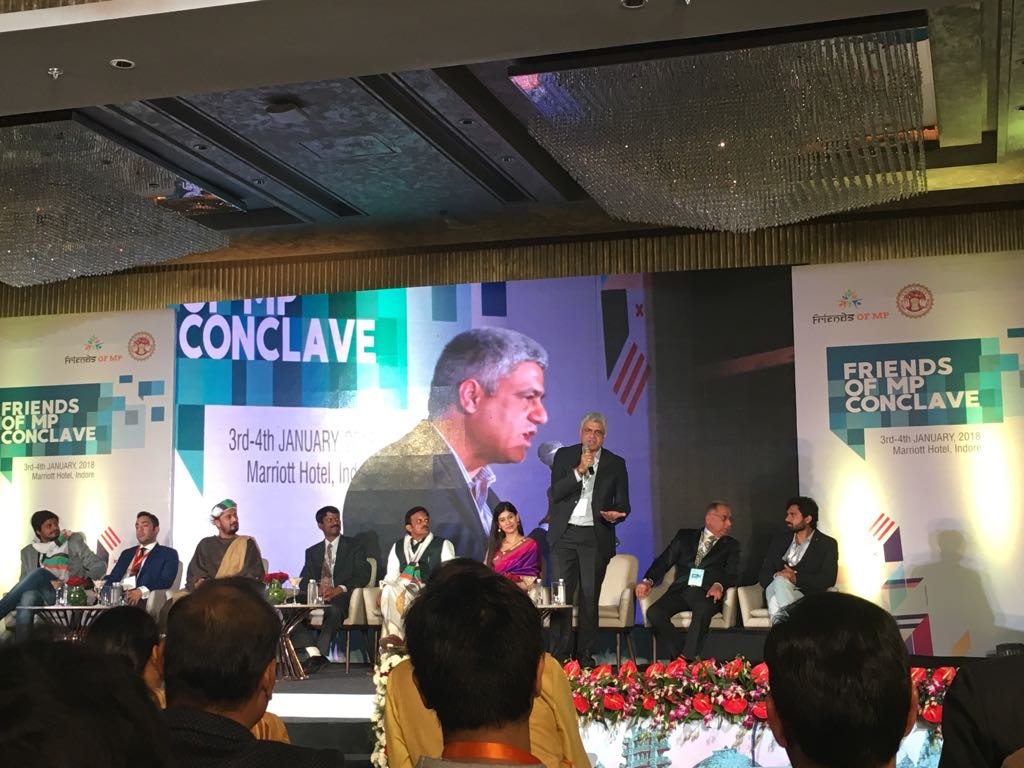 A successful beginning for the Inaugural Friends of MP Conclave