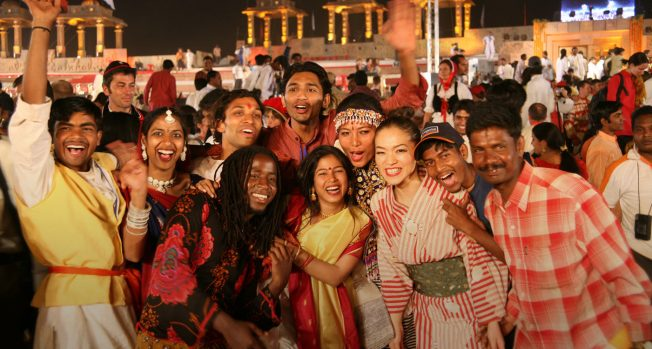 World Culture Festival - Celebrating diversity across the world