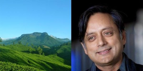 Shashi Tharoor leads the London fundraiser for Kerala