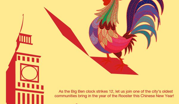 Let's celebrate Chinese New Year!