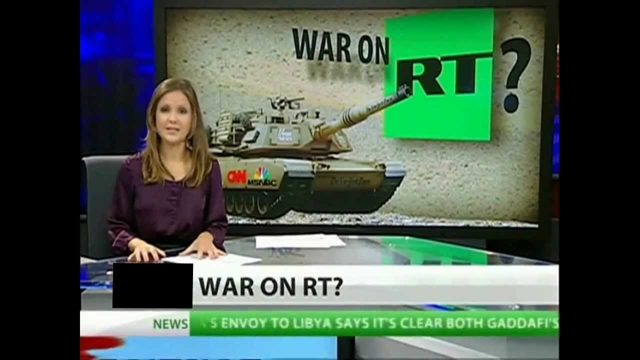 """UK advertisers take a stand against Russia Today's """"propaganda and fake news"""""""