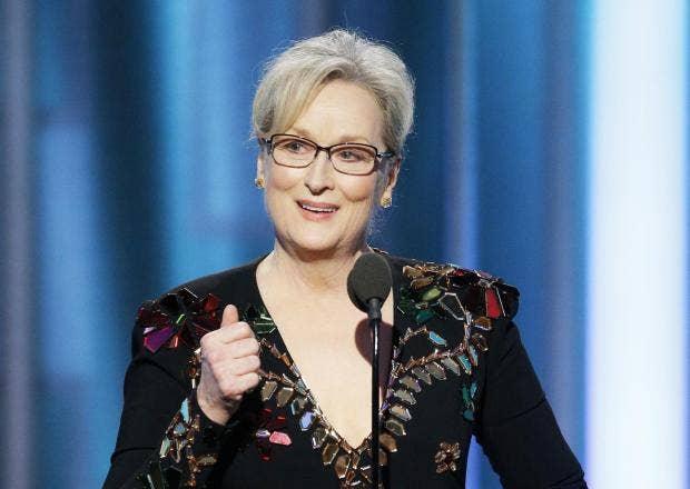 Meryl Streep's Golden Globe's speech is truly global