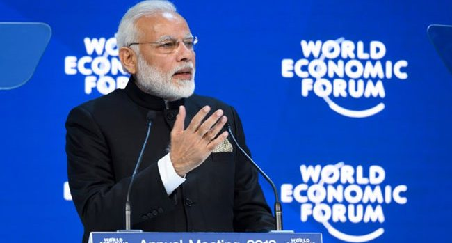 From soft power to political might - India led the way at the World Economic Forum 2018