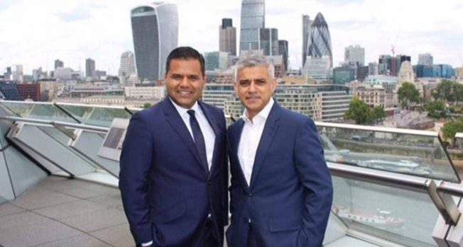 Rajesh Agrawal appointed as Deputy Mayor of London