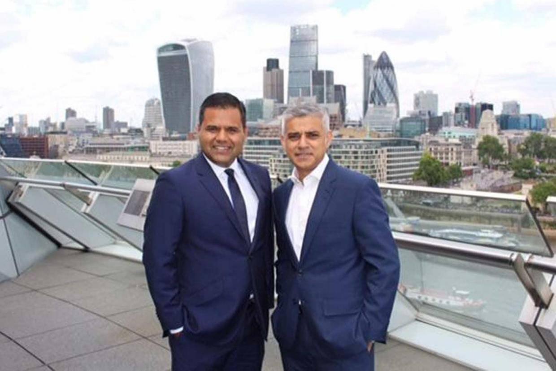 Rajesh Agrawal appointed as Deputy Mayor of London