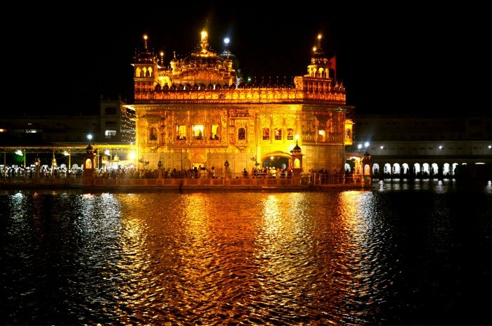 Golden Temple leads the way with Organic Langar!