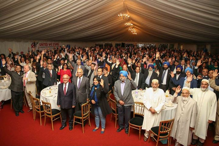 Welcome partners celebrate as PM Narendra Modi's visit comes closer