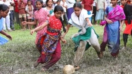 International Inspiration campaign [continued] – Bangladesh