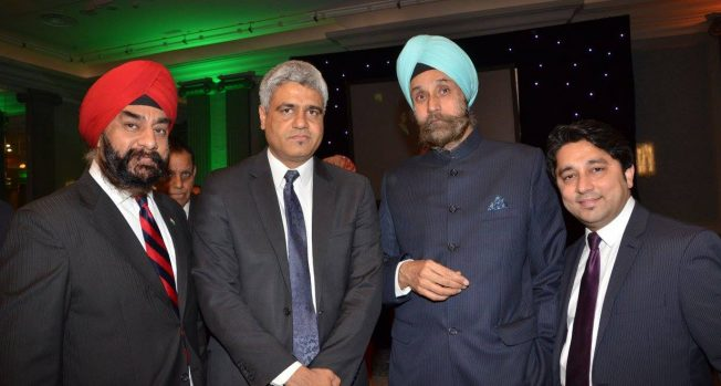 Here and Now 365 Welcomes the Indian High Commissioner to the UK