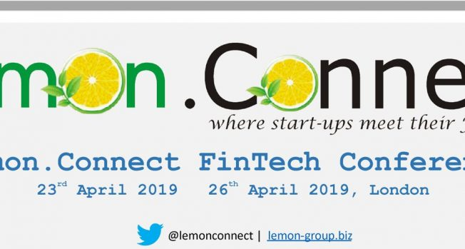 Lemon Connect brings together 100 FinTech companies for a 4-day conference