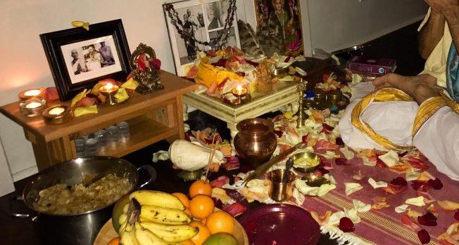 Miley Cyrus prefers Lakshmi Puja over Super Bowl