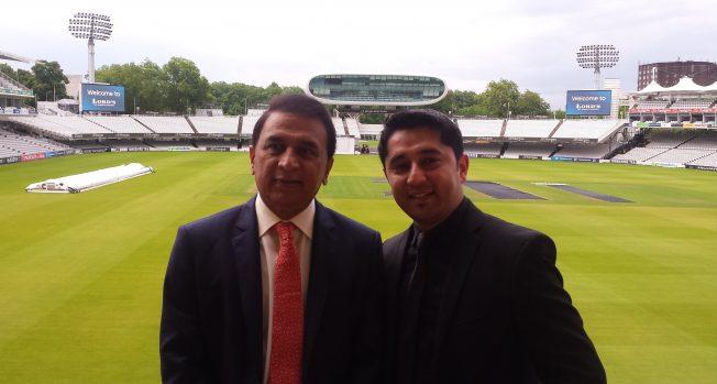 Up-Close & Personal with Sunil Gavaskar