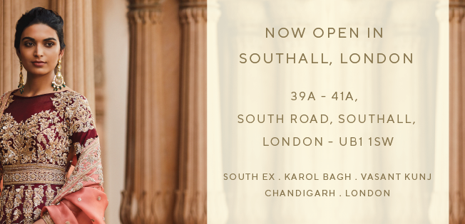 India's Frontier Raas opens its flagship London store!