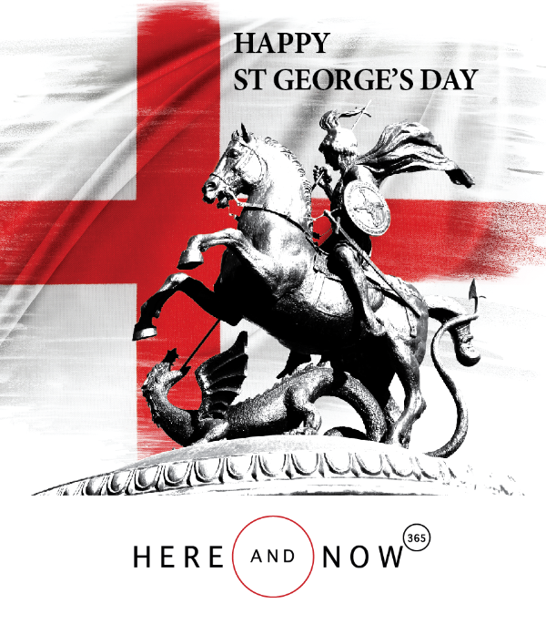 St George's Day: Nationalism or Multiculturalism