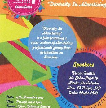 Diversity In Advertising Film Screening