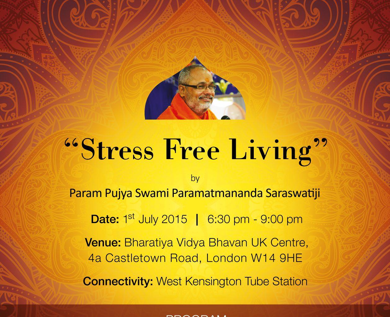 Stress Free Living
