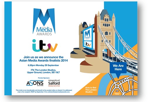 Asian Media Awards Shortlists Here and Now 365 for Media Agency of the Year