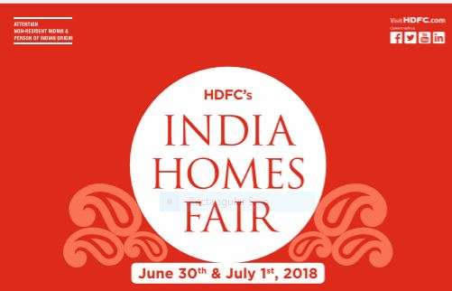 Overwhelming response to HDFC's India Homes Fair
