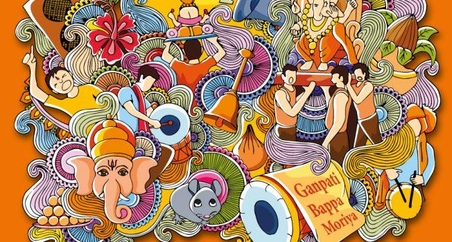 Celebrating Ganesh Chaturthi with the Indian Diaspora