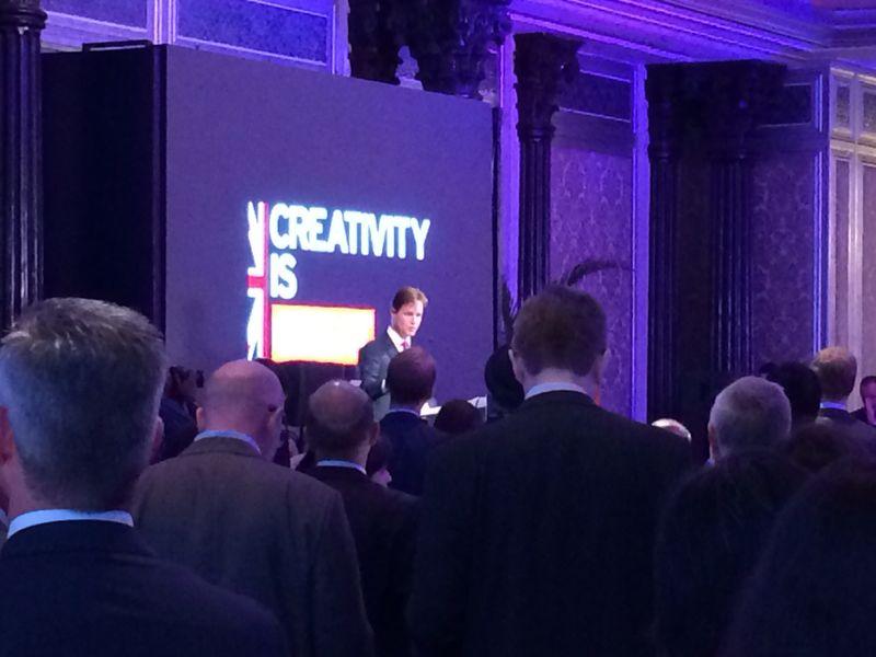 Nick Clegg's India visit