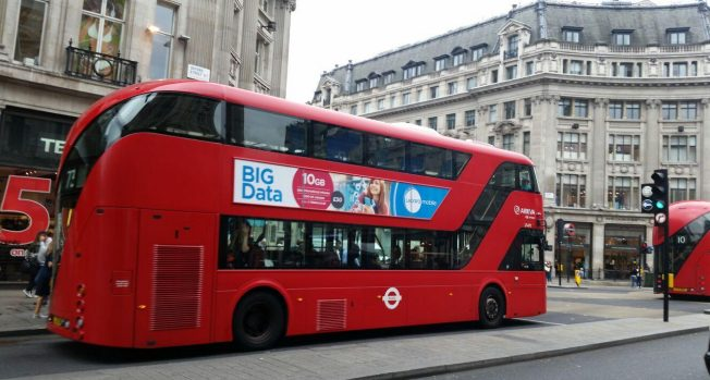 CAMPAIGN OF THE MONTH: Lebara leads the way in becoming the first ethnic telecoms brand to advertise on the new routemaster busses