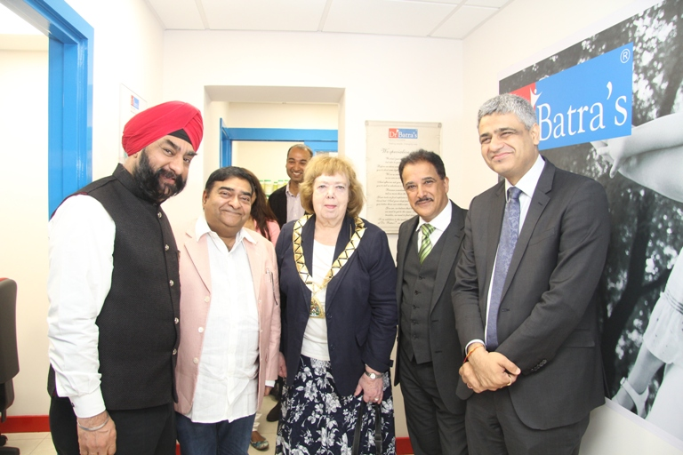 India's largest speciality homeopathy clinic Dr Batra's launches in the UK
